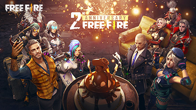 Free Fire Logo Wallpapers Posted By Sarah Walker
