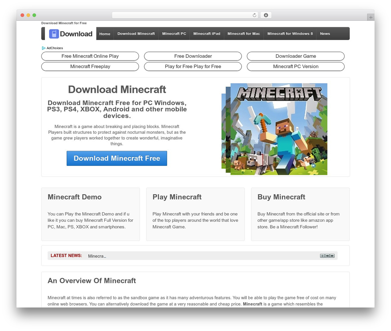Free Minecraft Ps3 Posted By Michelle Thompson