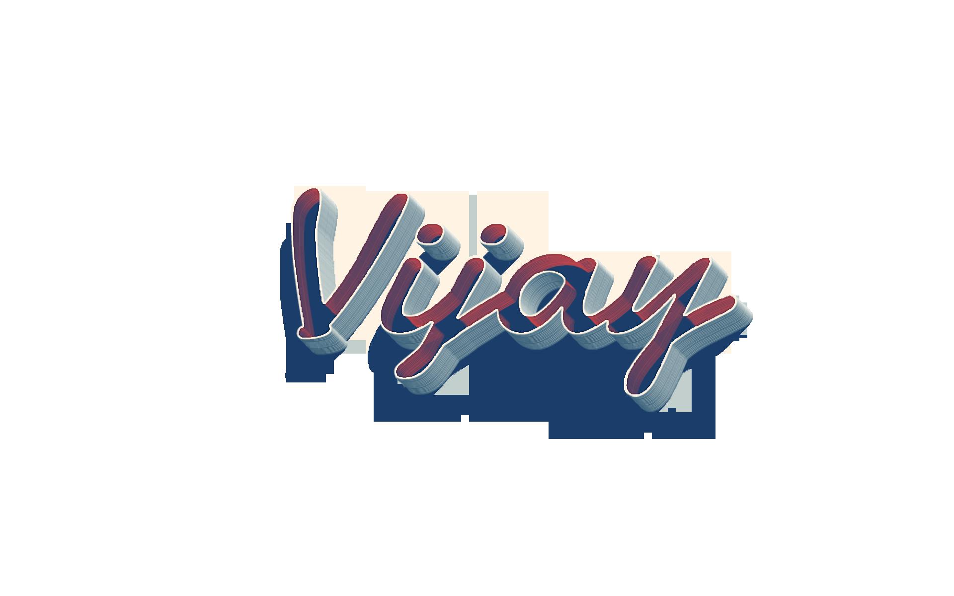 Vijay Name Wallpaper Hd Vijay Name Image 3d Free Wallpaper
