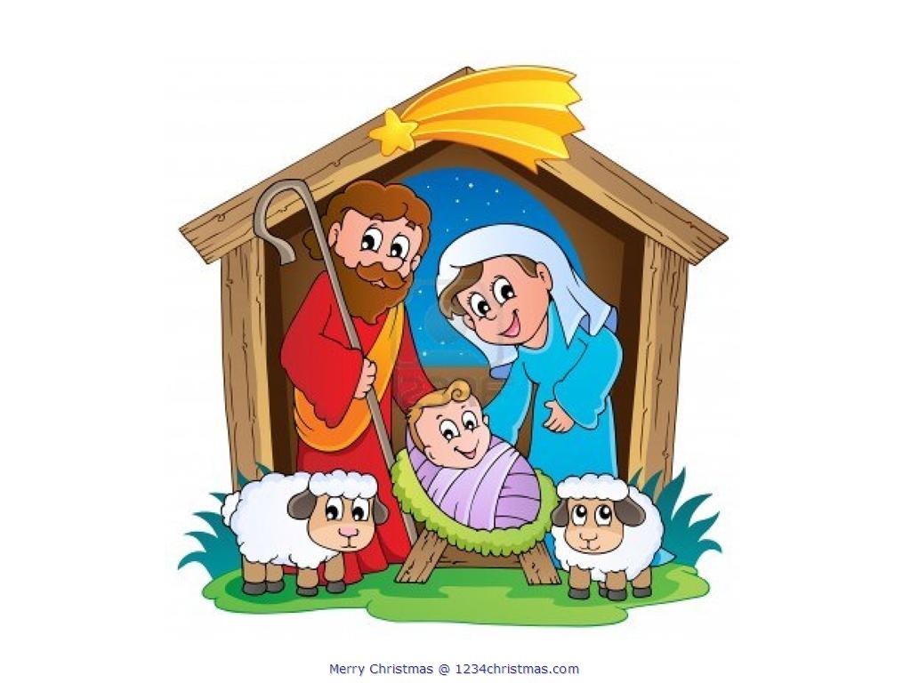Free Nativity Scene Wallpaper on WallpaperGet.com