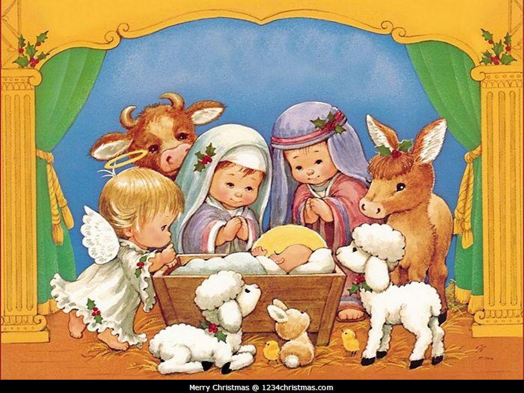 Free download nativity scene pictures nativity scenes
