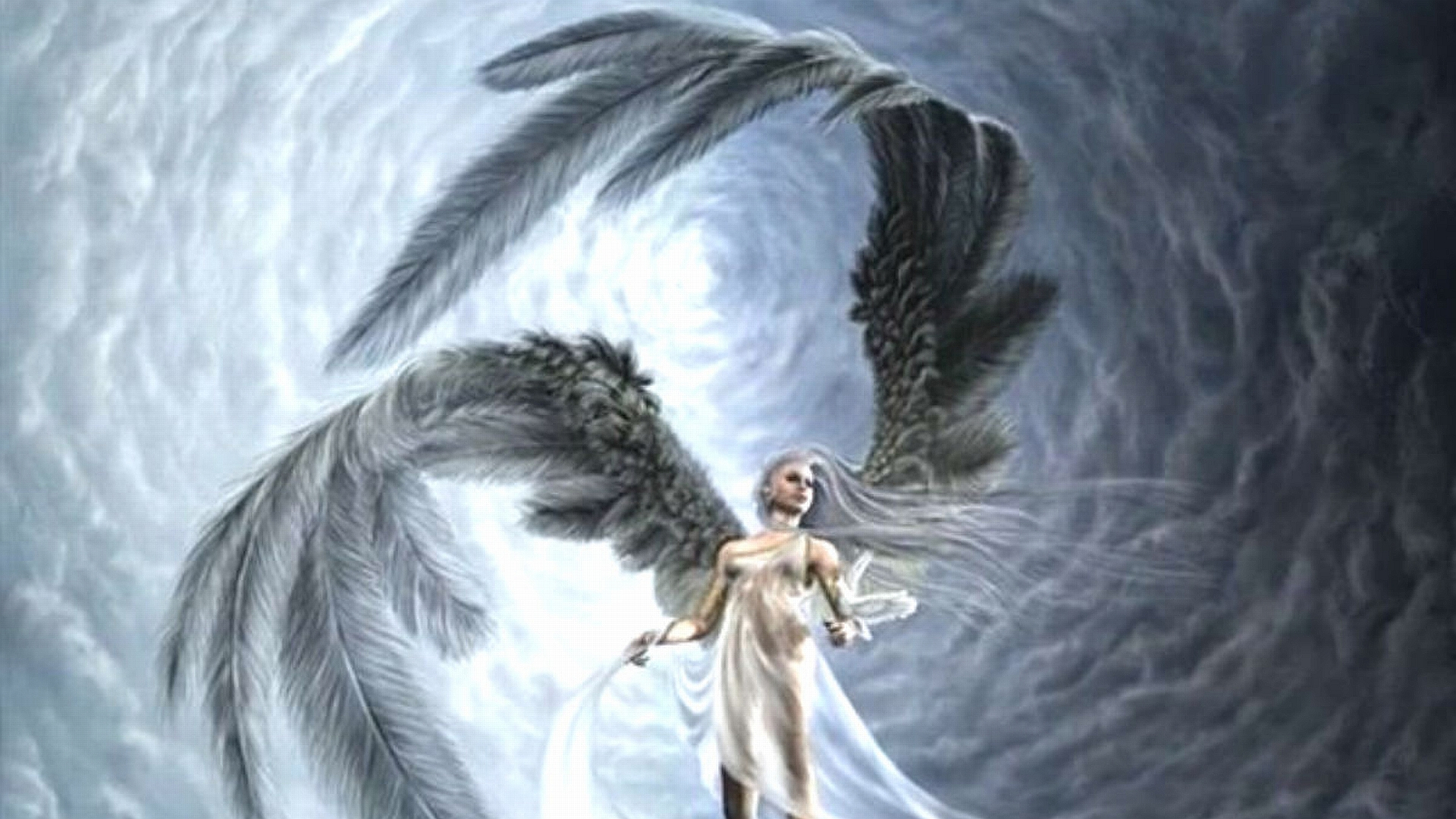 Free Wallpaper Of Angels Posted By John Peltier