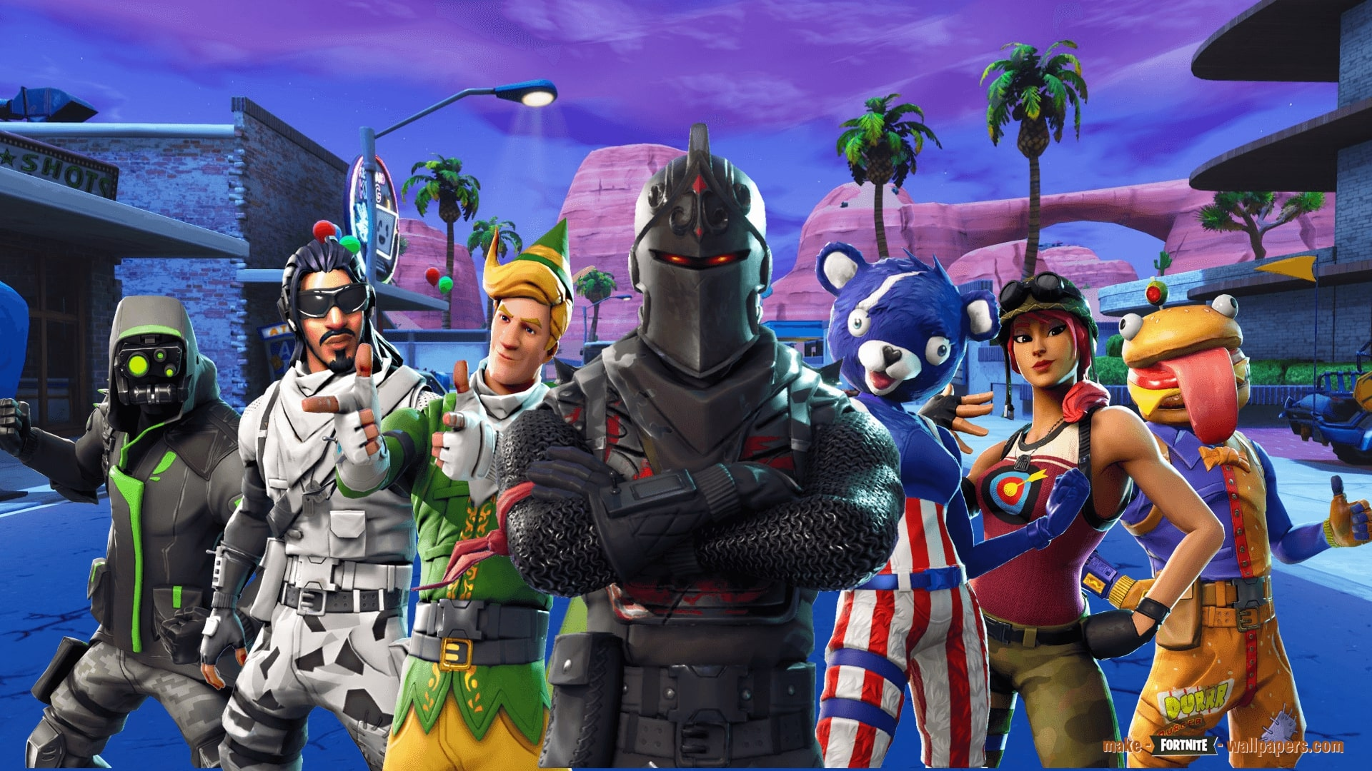 Freestyle Fortnite Wallpapers Posted By John Anderson