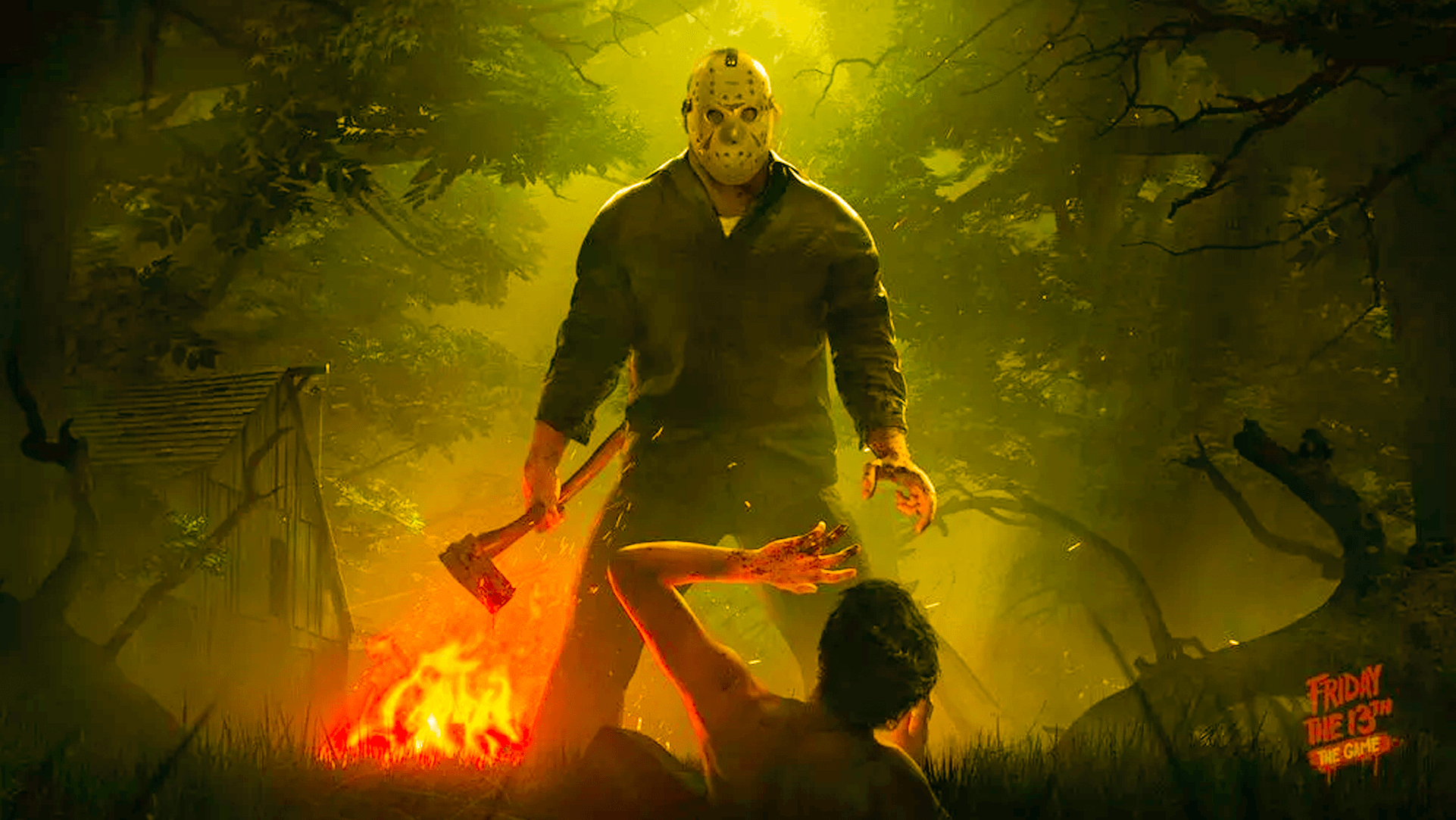 Friday The 13th Live Wallpaper Posted By Zoey Cunningham
