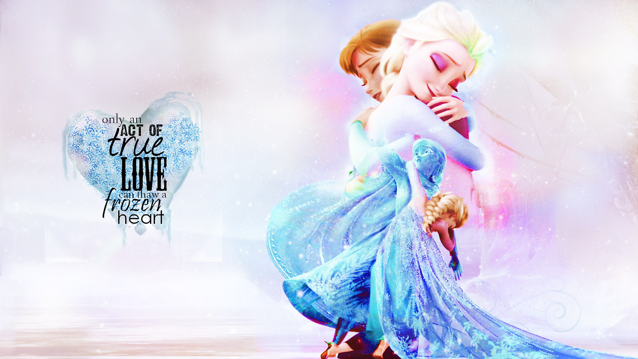 Frozen Wallpaper Elsa And Anna Posted By Ryan Simpson