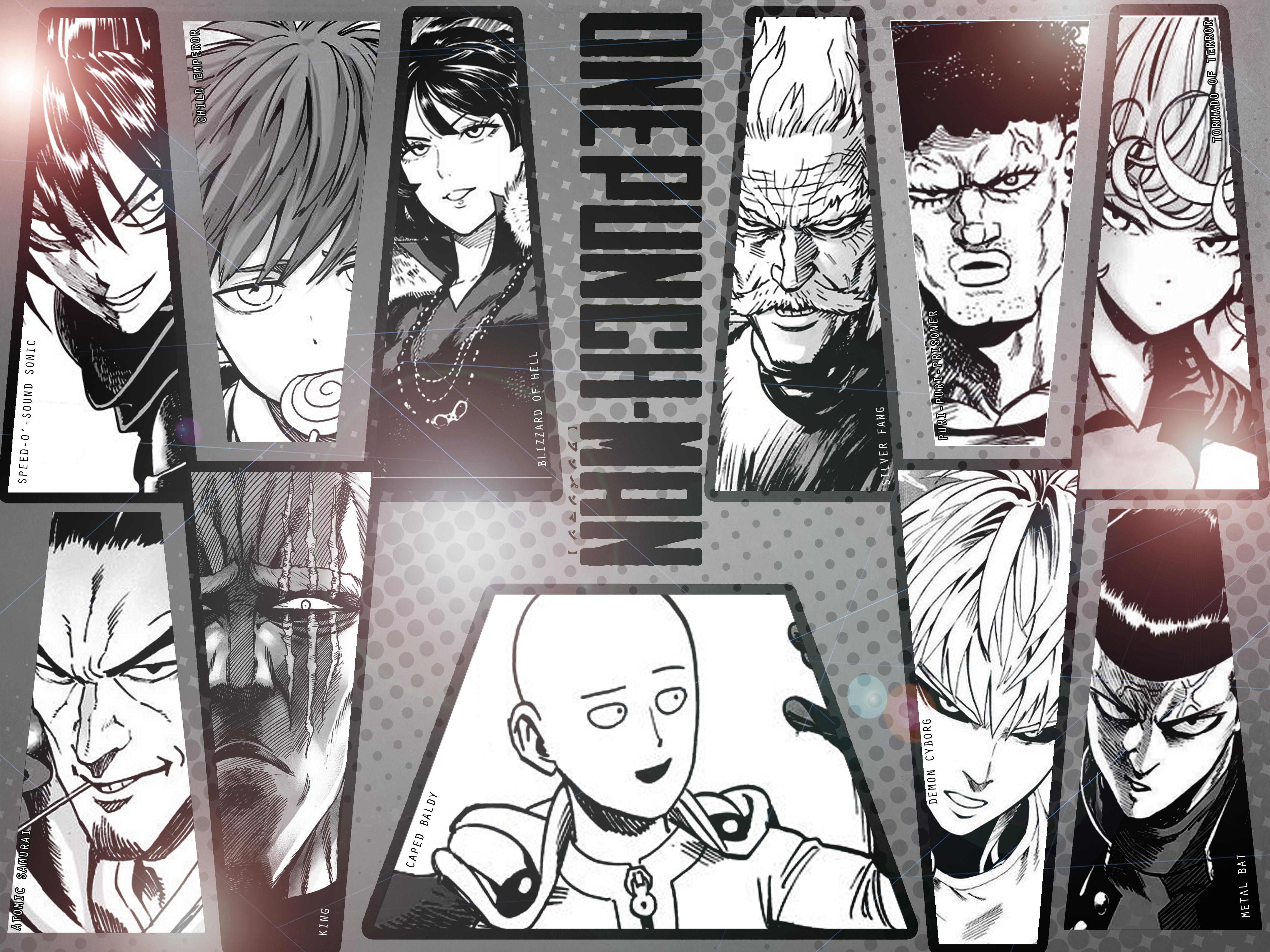 Fubuki One Punch Man Wallpaper Posted By Samantha Thompson