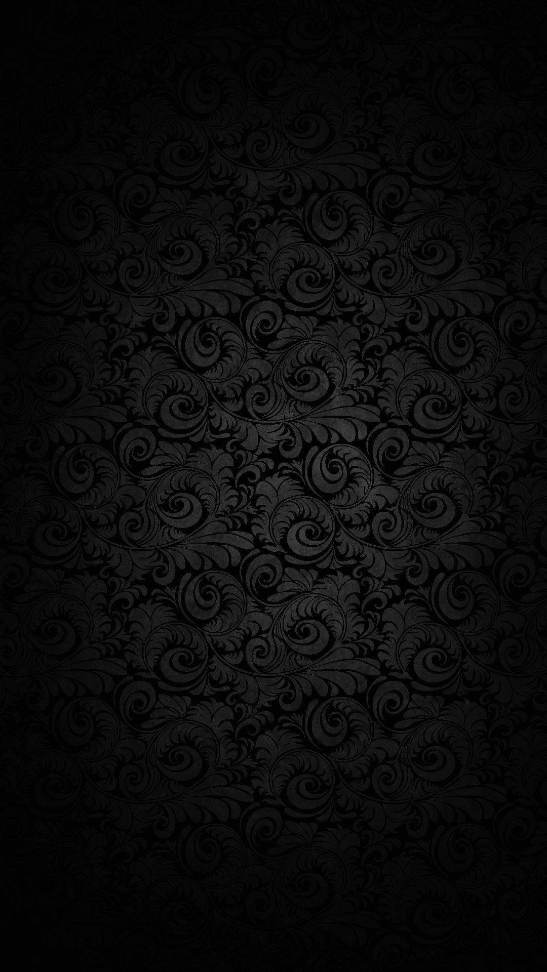 Black Wallpaper 1080