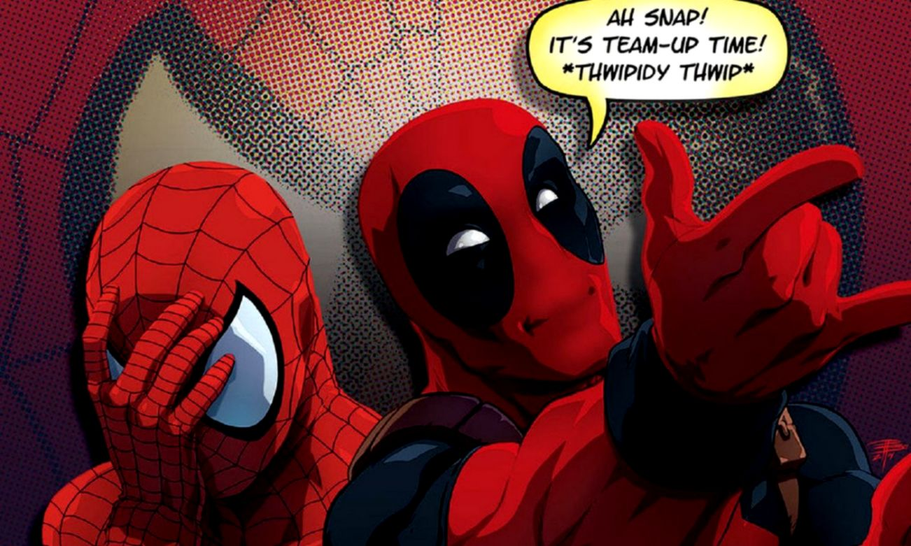 Funny Deadpool Wallpaper Posted By John Tremblay