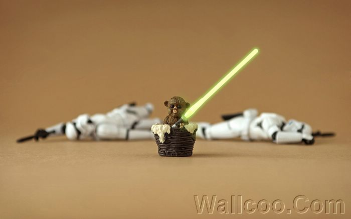 veryfunnywallpaper Funny Lego Star War Never