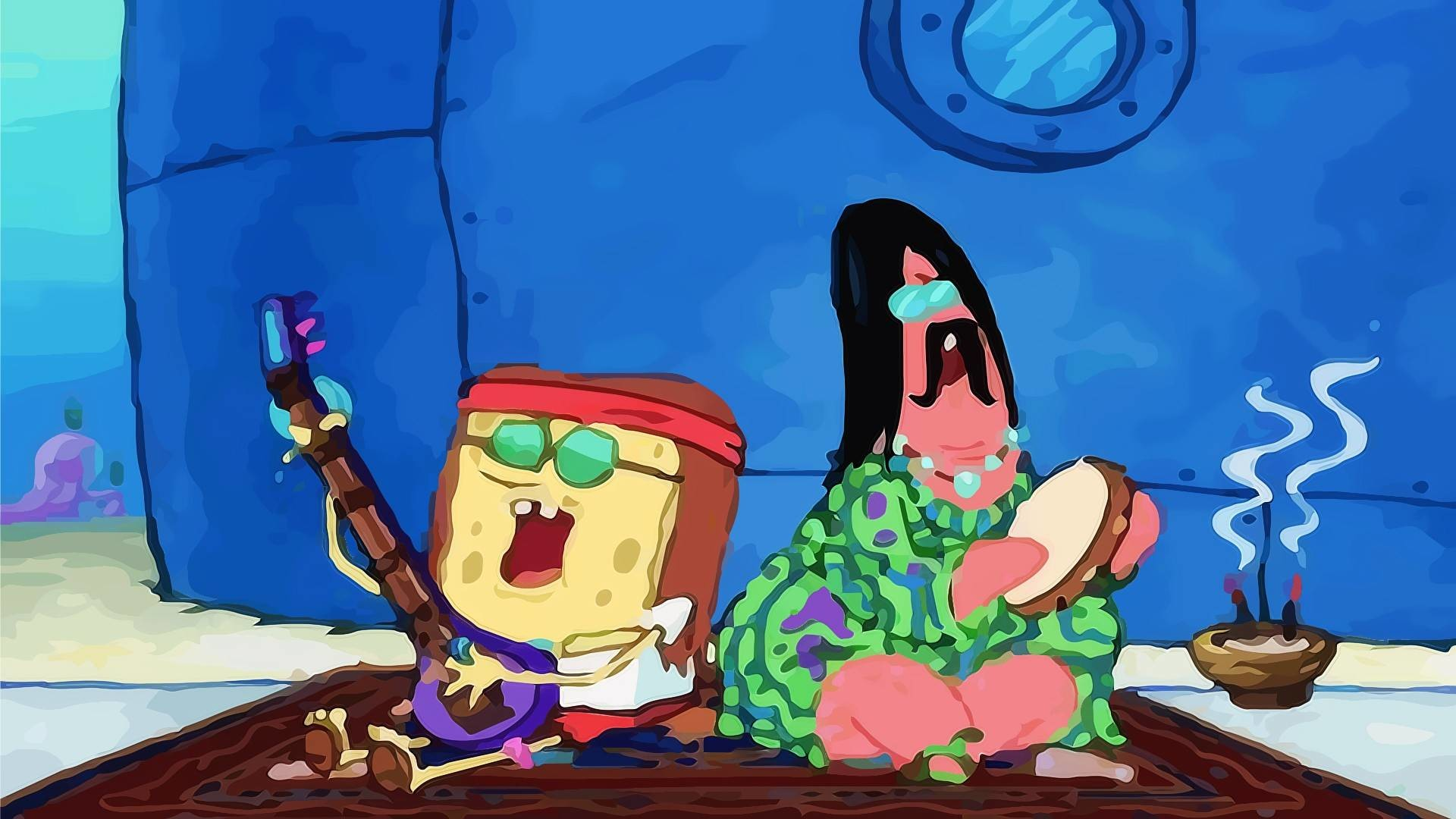 Funny Spongebob Wallpapers Posted By Ryan Anderson