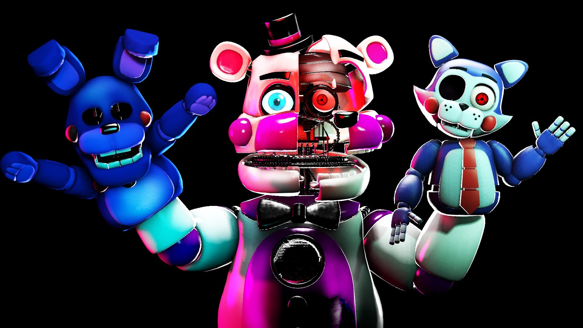 Funtime Foxy Wallpapers Posted By Christopher Walker