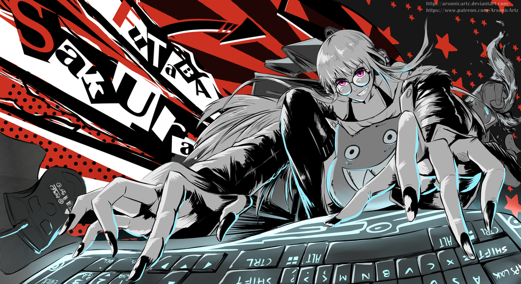 Futaba Persona 5 Wallpaper Posted By Zoey Tremblay