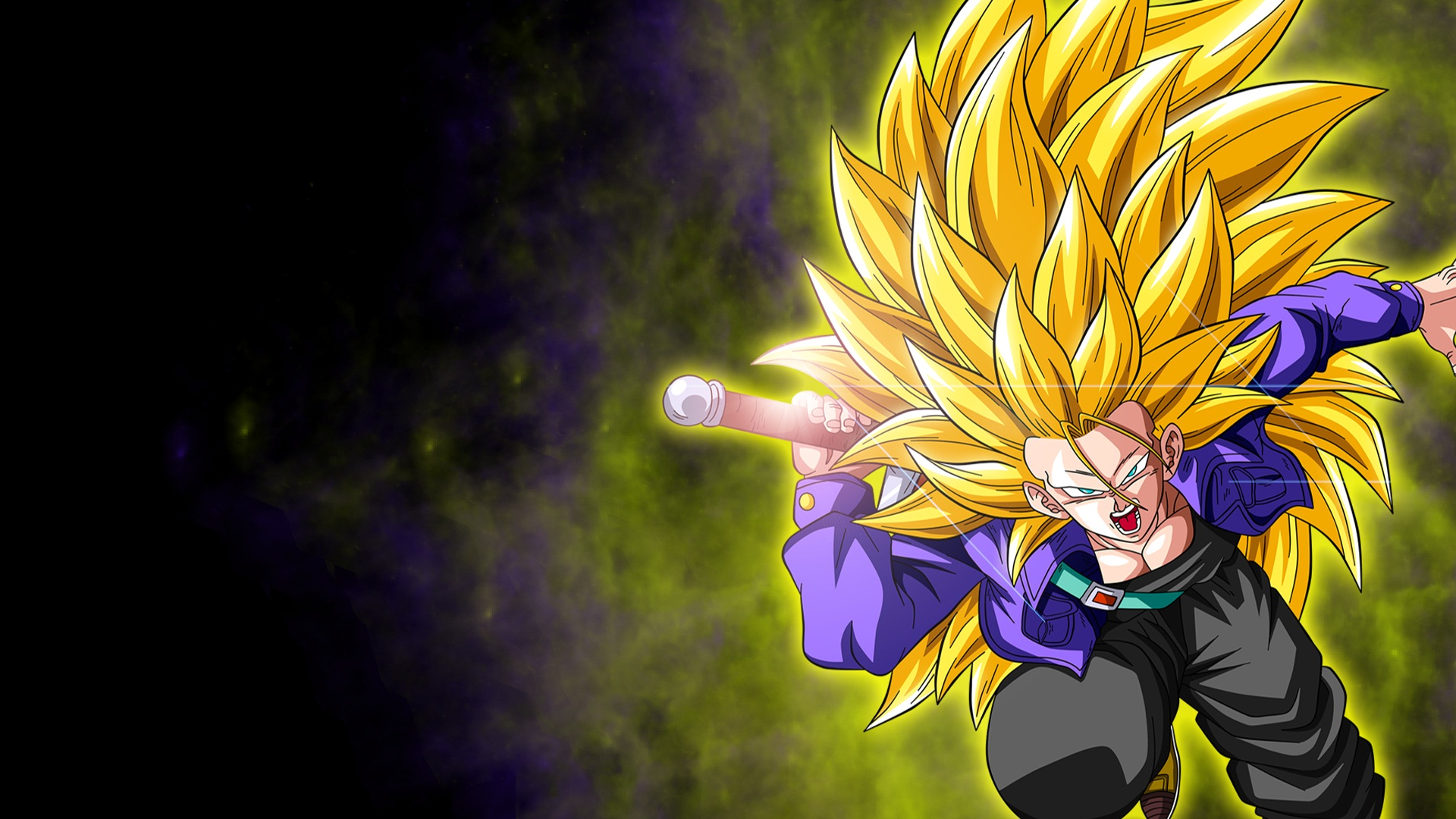Future Trunks Wallpapers Posted By John Sellers