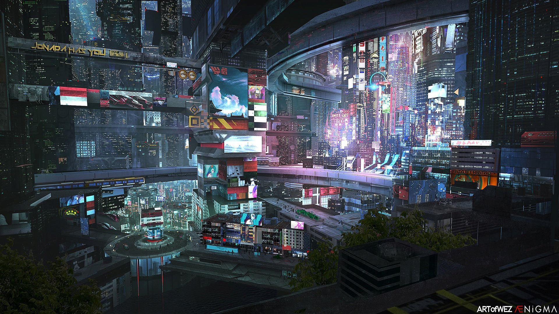 Futuristic Cities Wallpaper Posted By Christopher Tremblay
