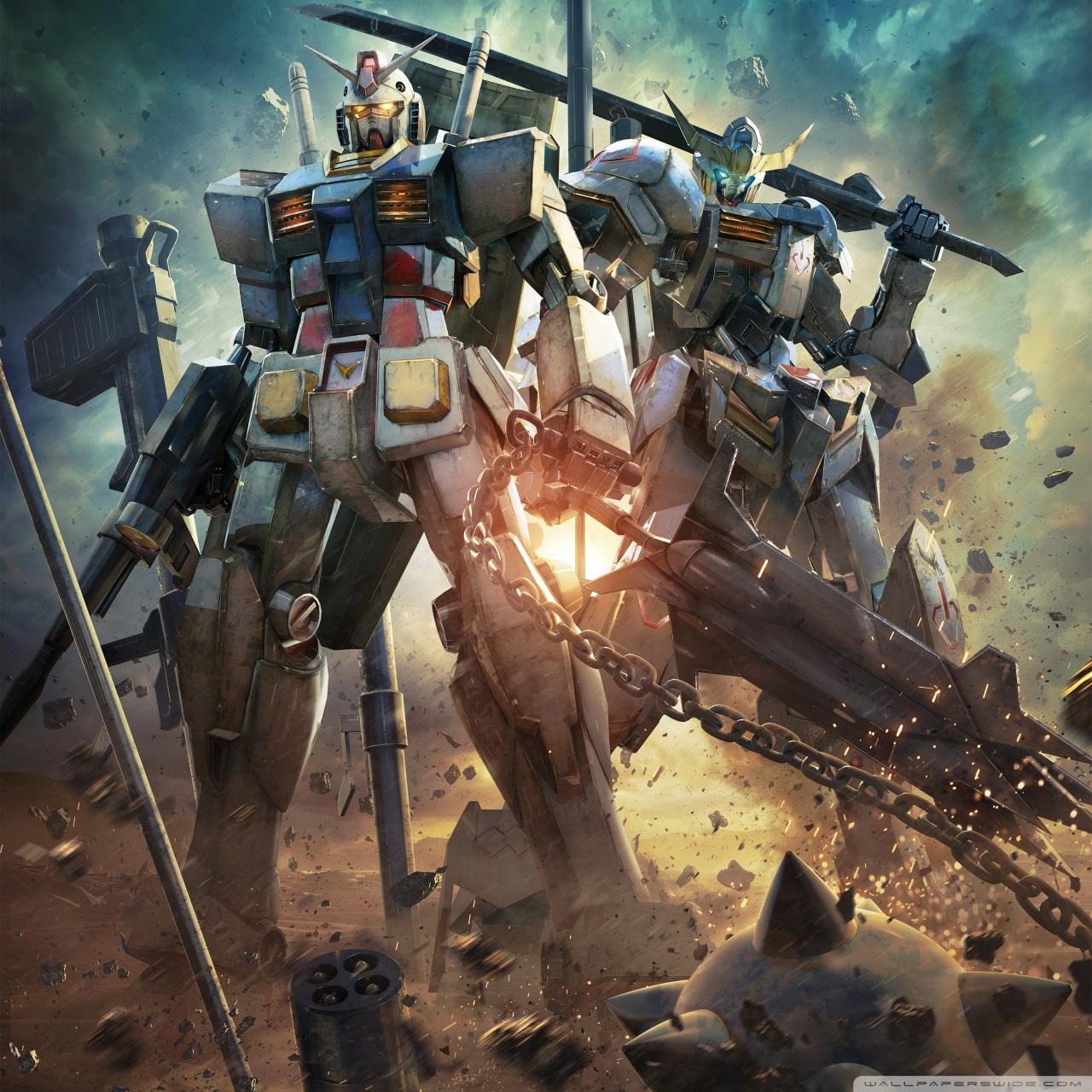 G Gundam Hd Wallpaper Posted By Sarah Walker