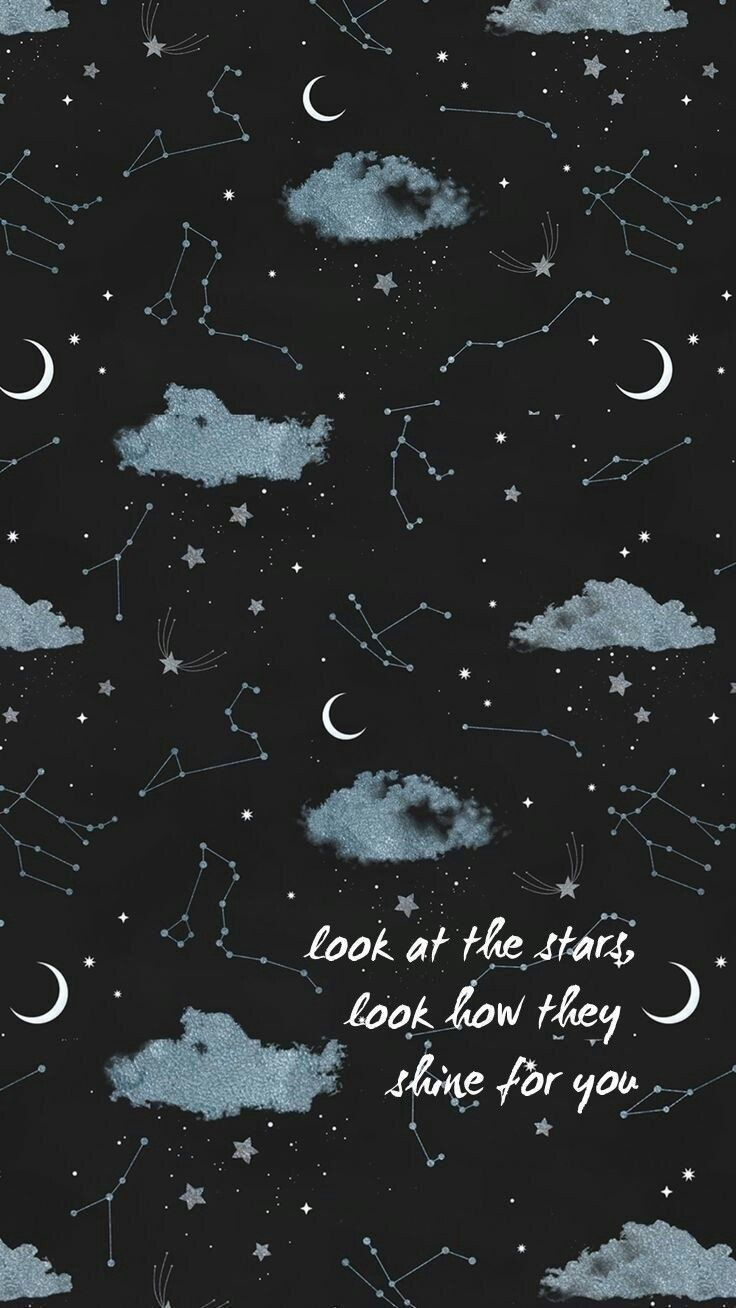 Free download Iphone wallpaper aesthetic tumblr sky stars