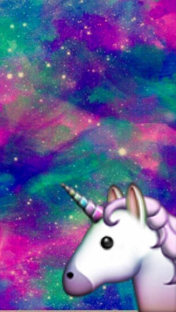 Emoji Wallpaper For Iphone Iphone 7 Unicorn Emoji, Hd