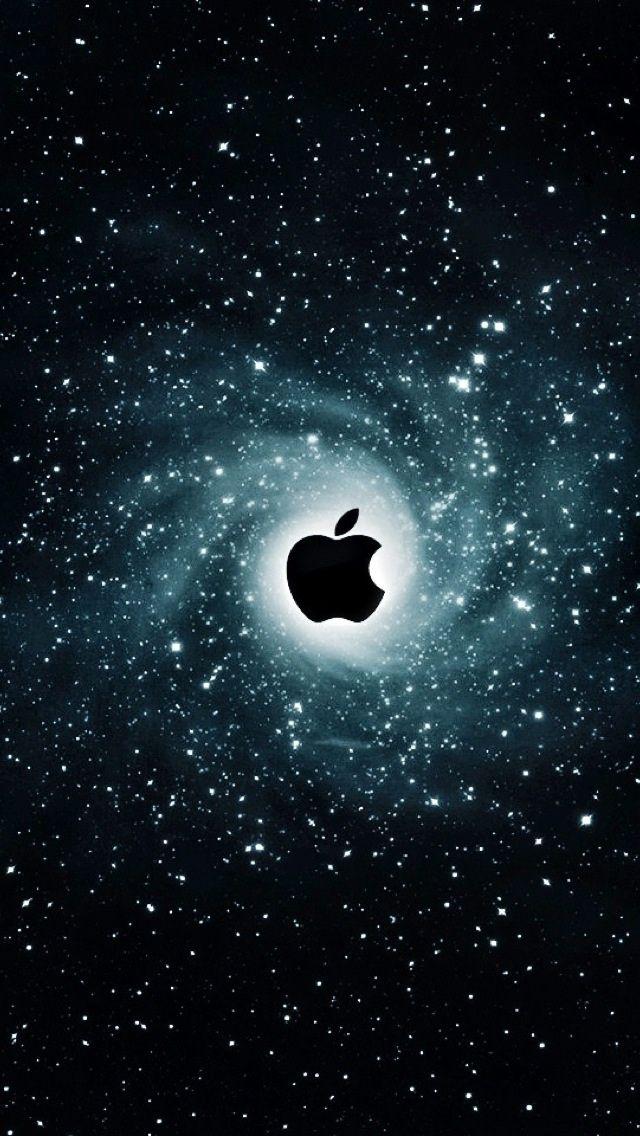 iPhone 5 Wallpaper Apple galaxy Live 4K Wallpapers