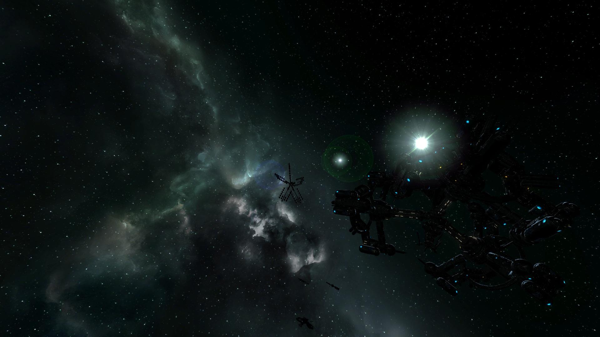 Black Galaxy Wallpapers HD