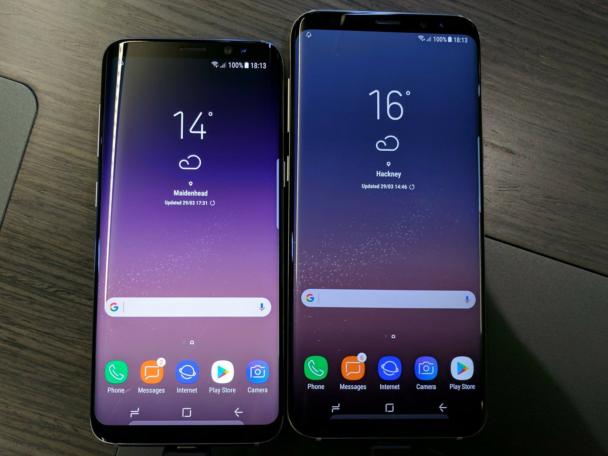 Galaxy Note 8 Wallpapers Posted By Michelle Sellers