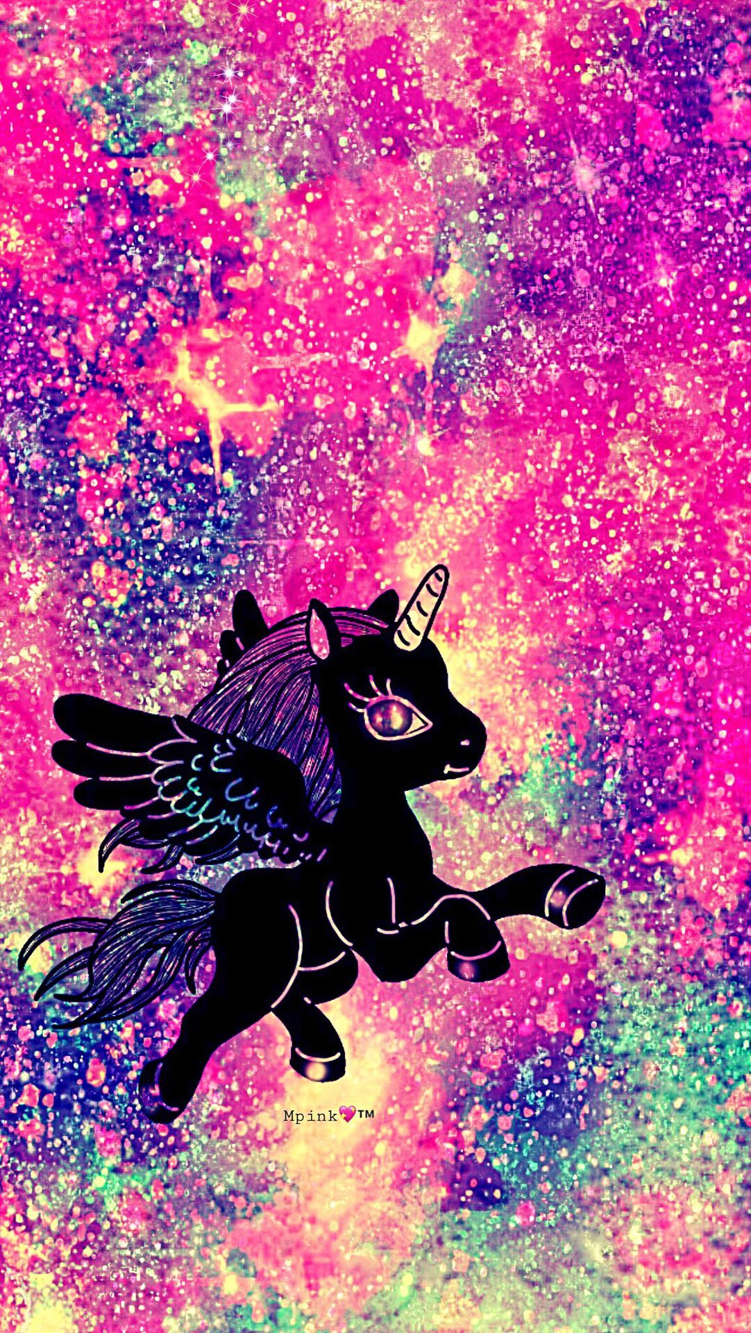 Colorful Unicorn Wallpapers Top Free Colorful Unicorn