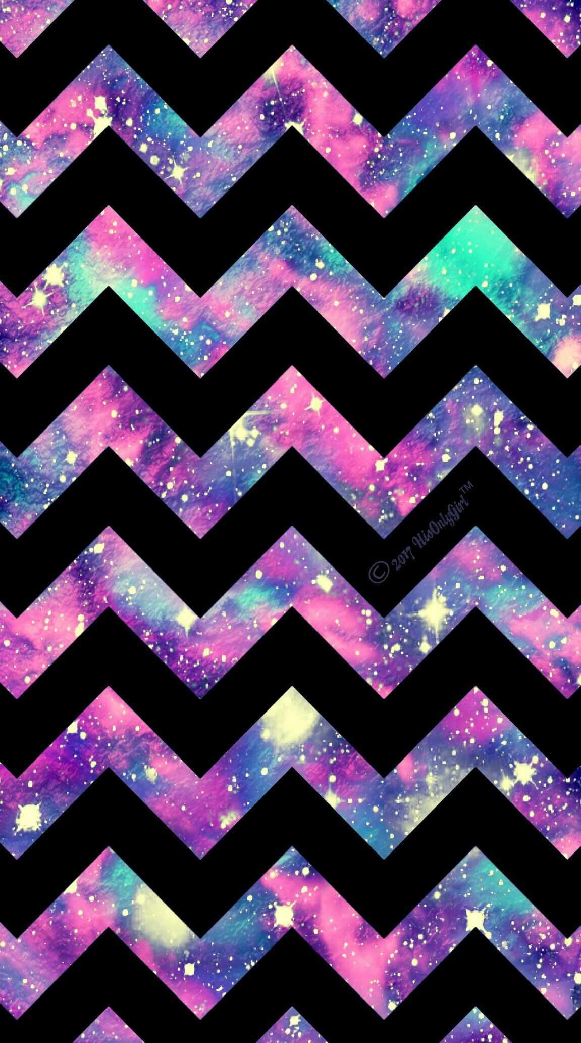 Galaxy Chevron Wallpapers on WallpaperDog