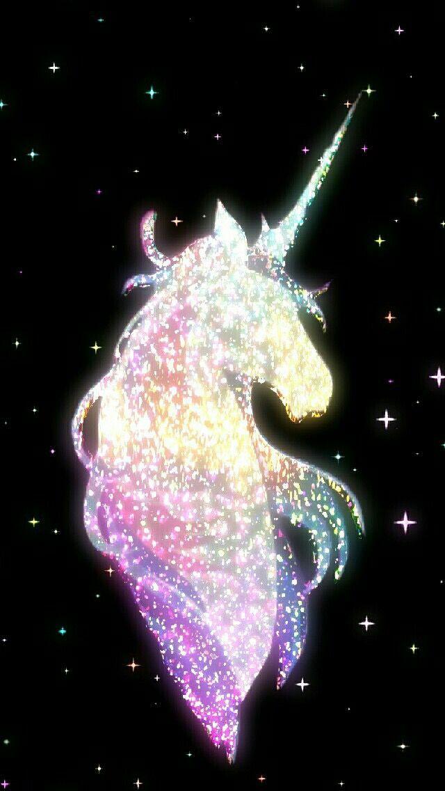super cool star multi color unicorn in 2019 Unicorn