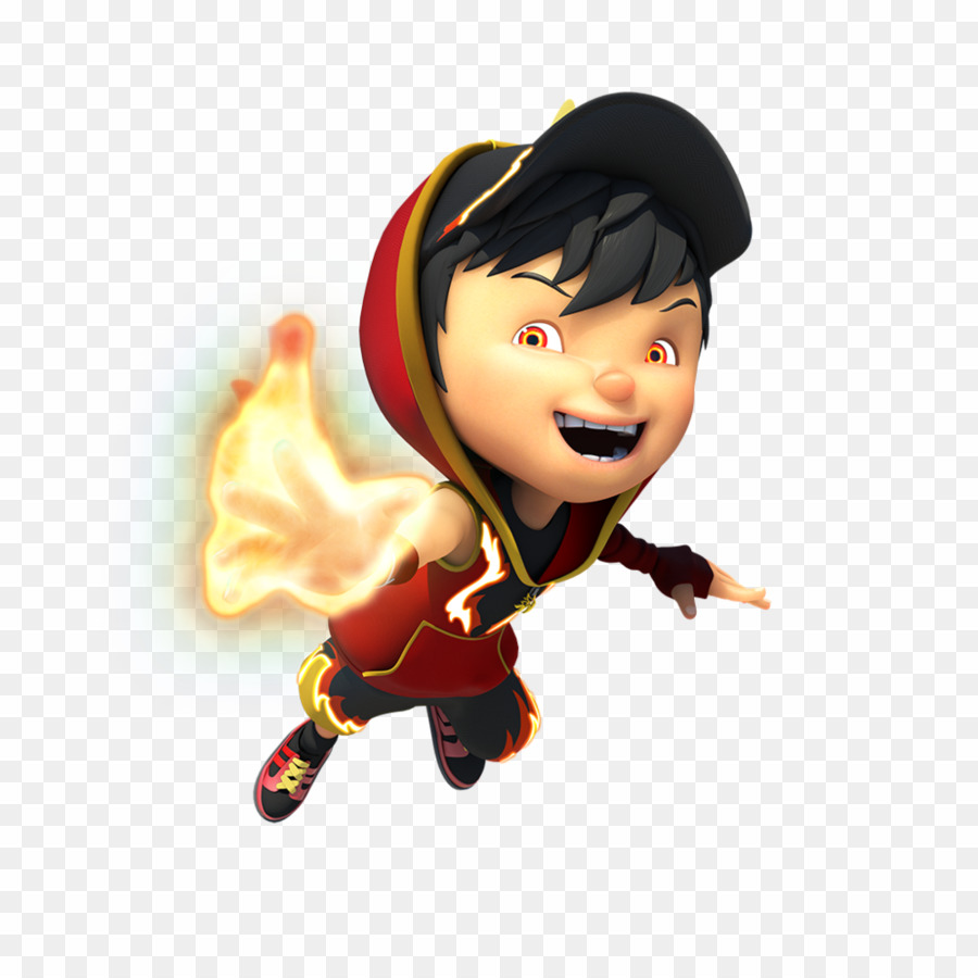 Top Five Boboiboy Supra Wiki