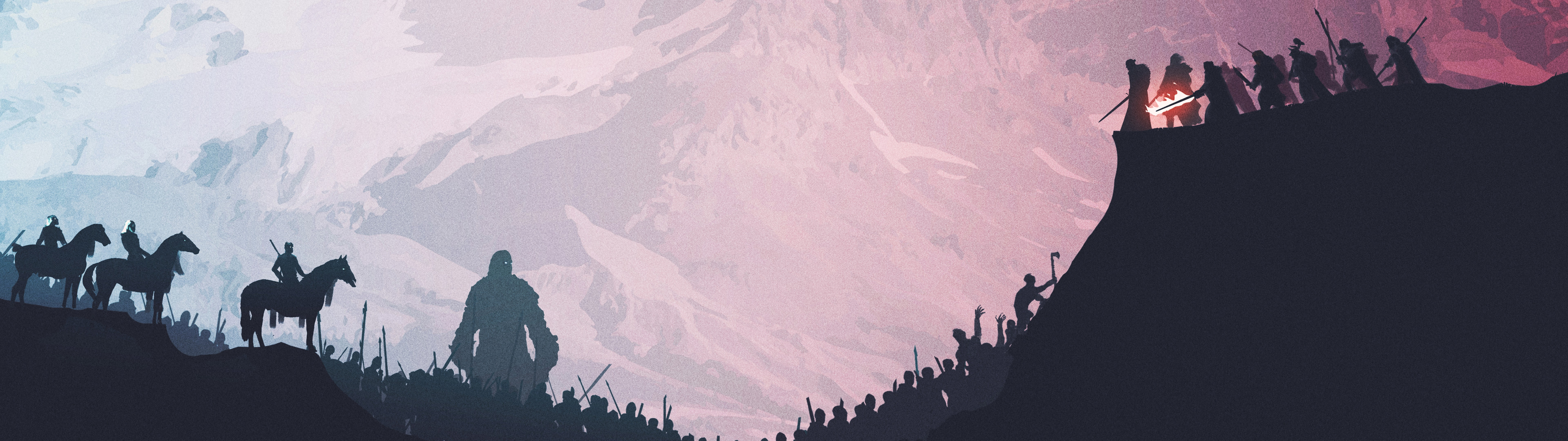 Game Of Thrones Dual Monitor Wallpaper Posted By Christopher Thompson