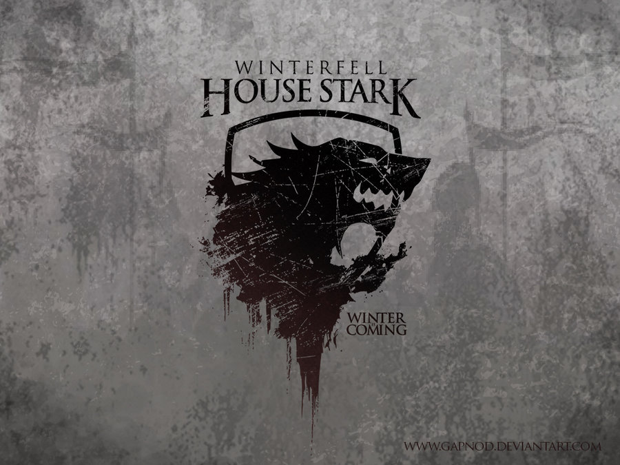 Game Of Thrones House Stark Wallpaper Posted By Samantha Mercado