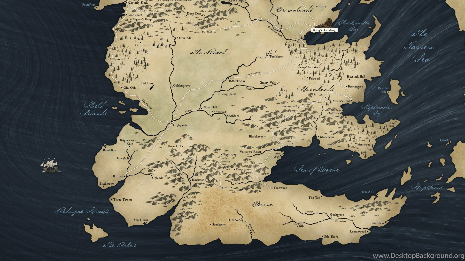 The Best Westeros Game Of Thrones Map Wallpaper Pictures