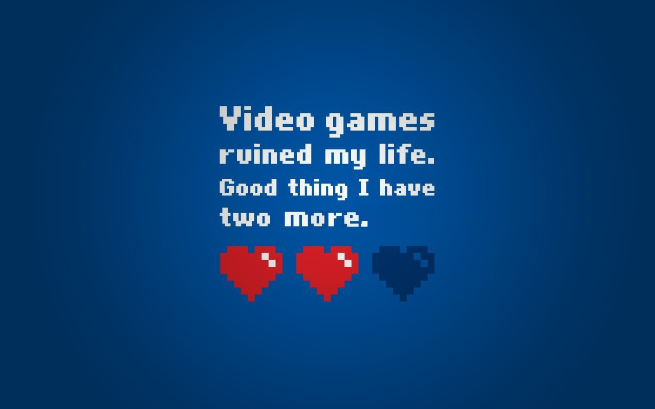 Gaming Quotes Wallpaper Posted By Samantha Simpson