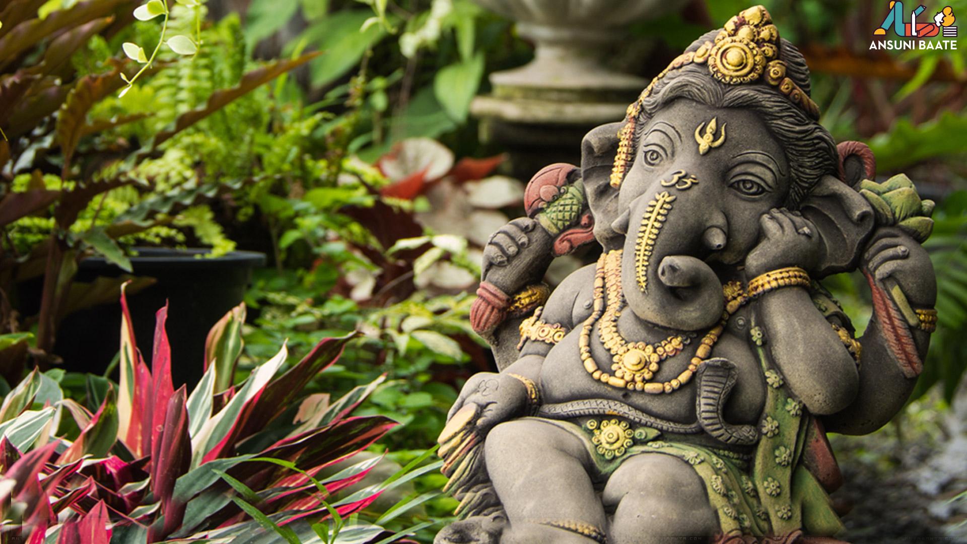 Ganesha Hd Wallpaper Posted By Ryan Cunningham