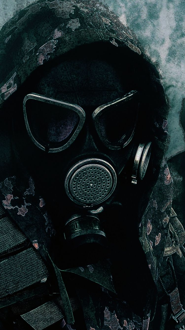 Gas Masks Wallpapers Posted By Ryan Cunningham