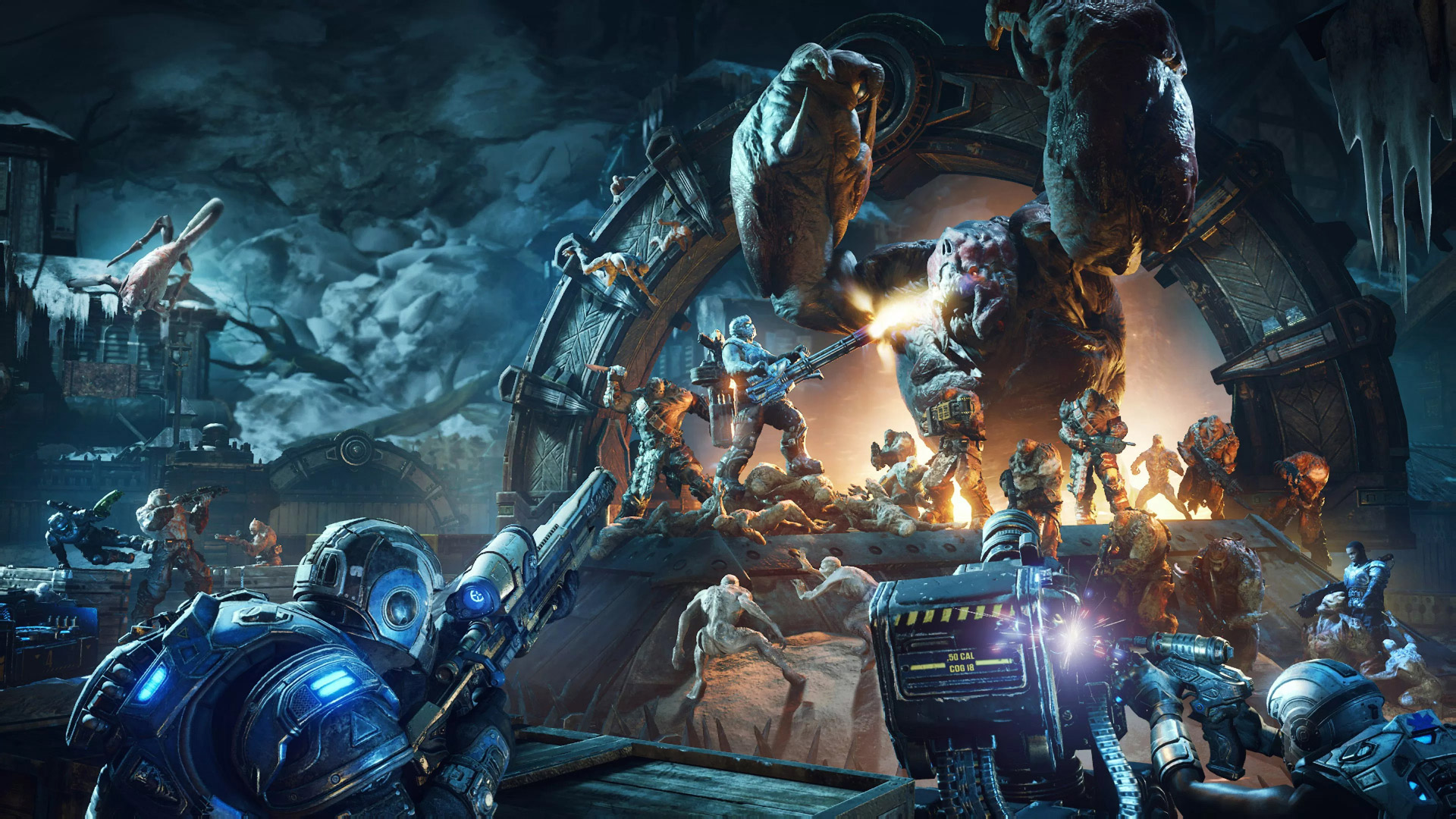 Gears Of War 4 Wallpaper Hd Posted By John Peltier