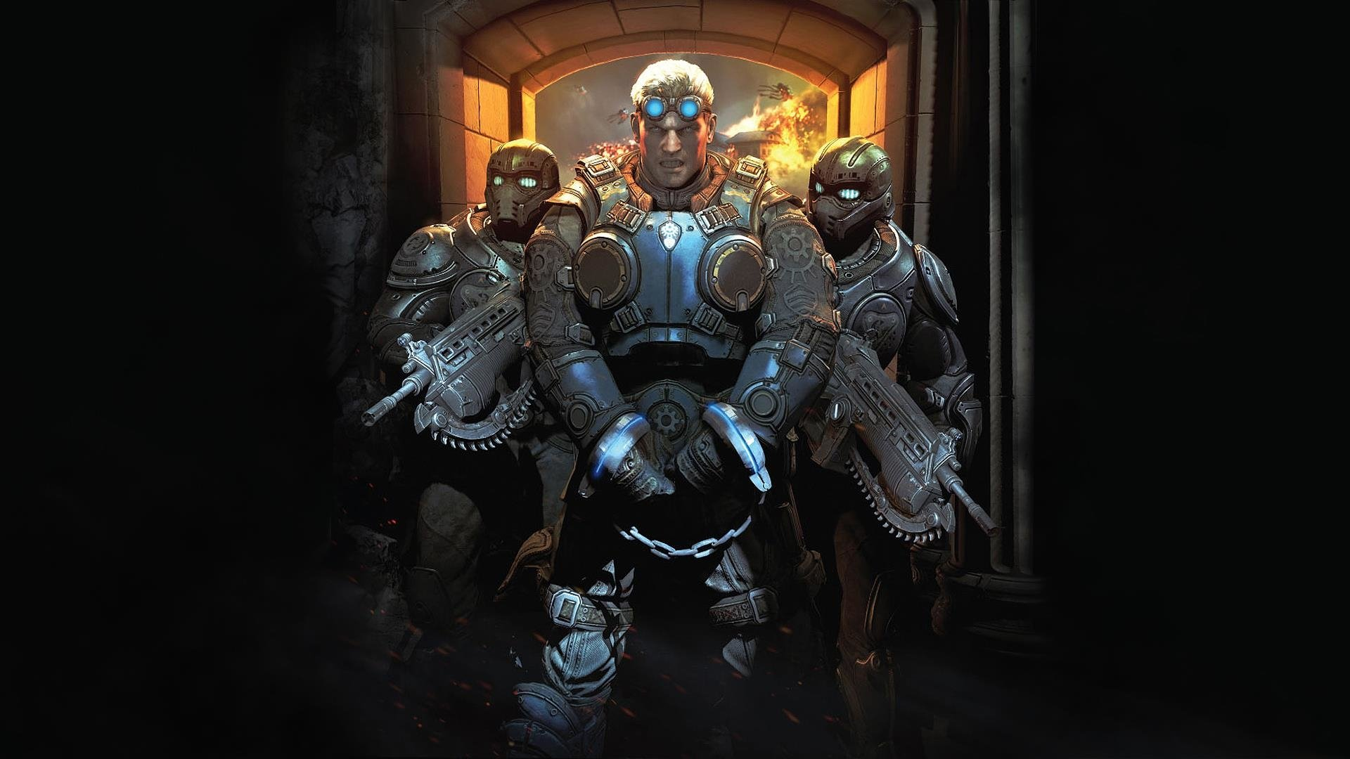 High quality Mac Windows Android and desktop Gears Of War