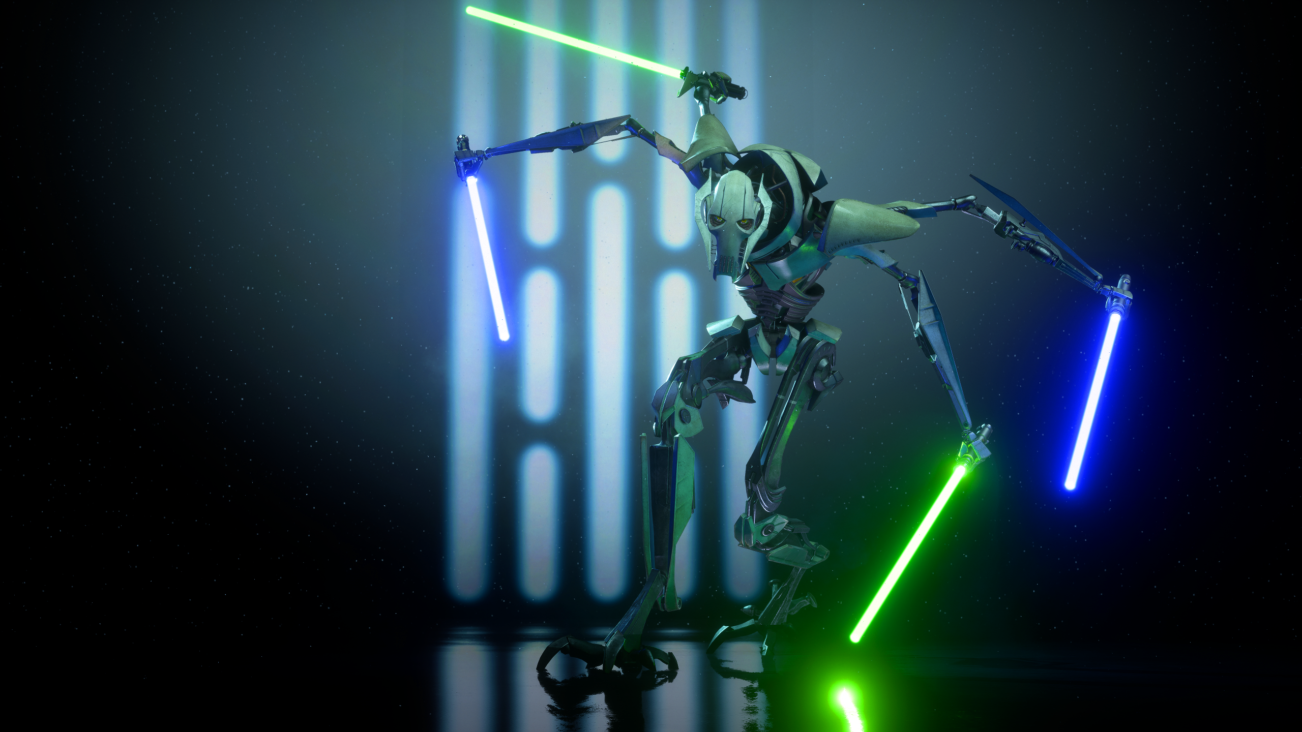 General Grievous Wallpaper Hd Posted By Christopher Simpson