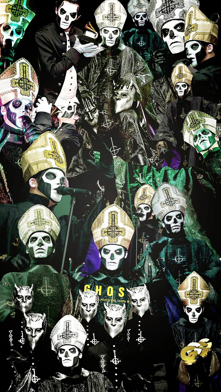 Ghost Band Wallpaper Posted By Ethan Tremblay