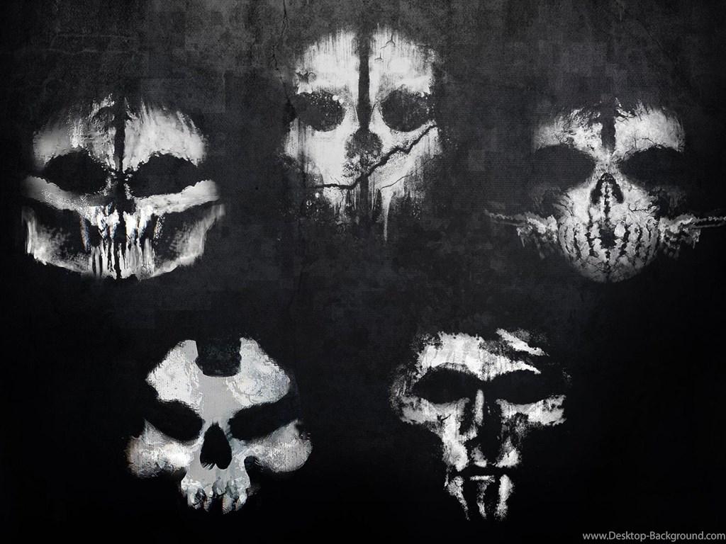 call of duty ghost desktop wallpaper hd