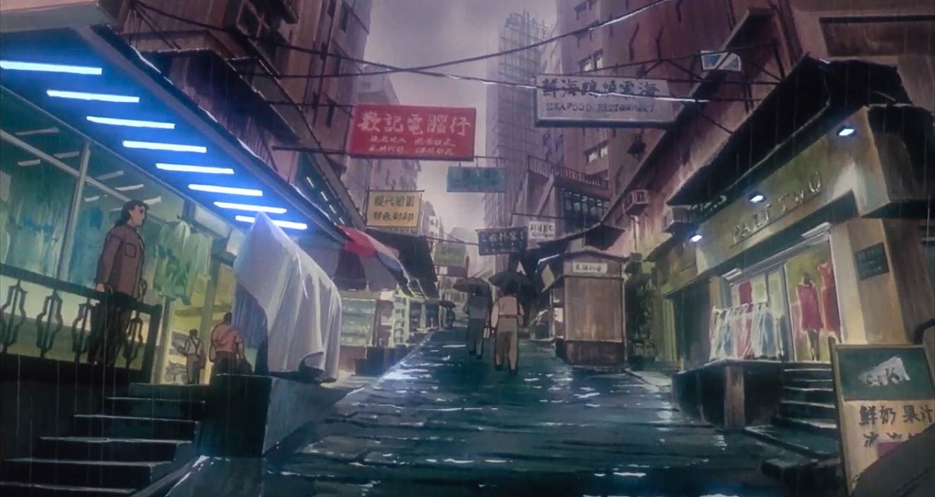 Ghost In The Shell 1995 Wallpaper Posted By Ryan Tremblay