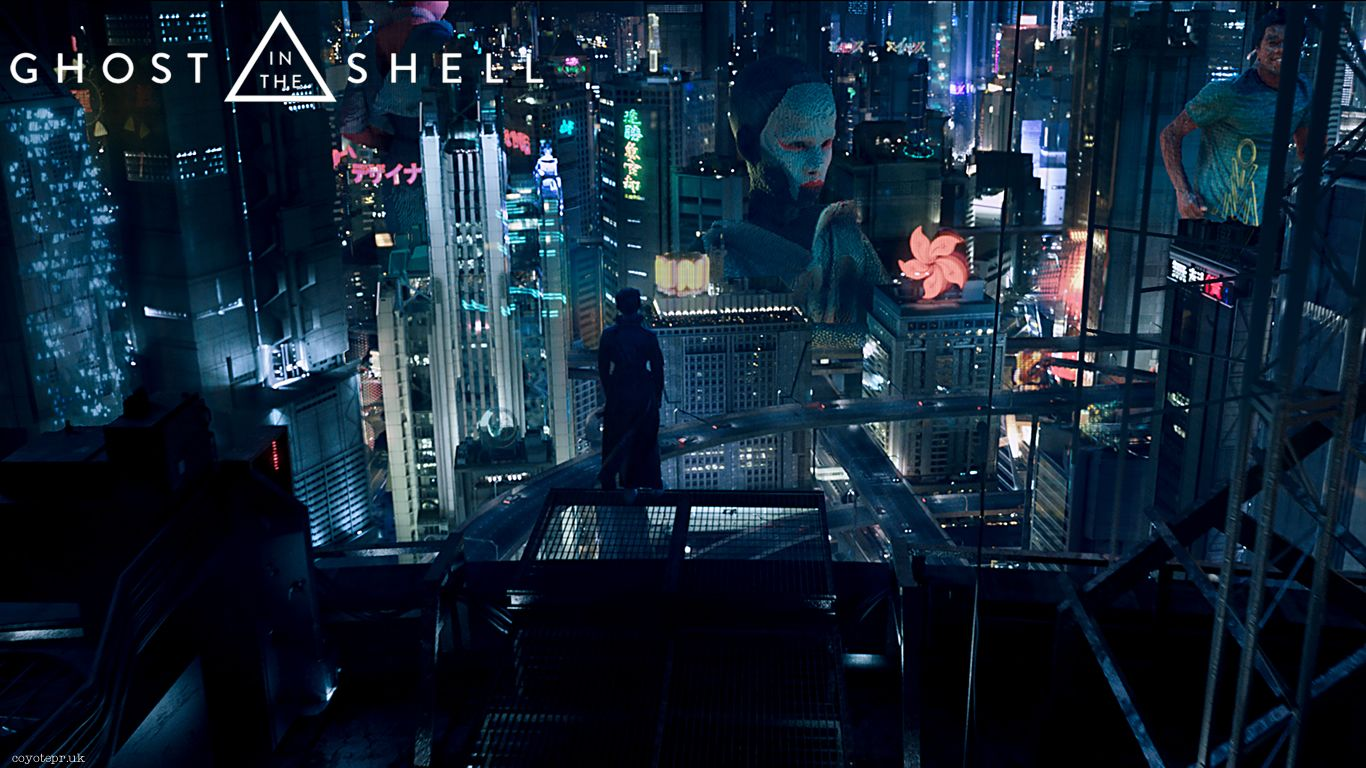 Ghost In The Shell Sac Wallpaper Posted By Michelle Simpson