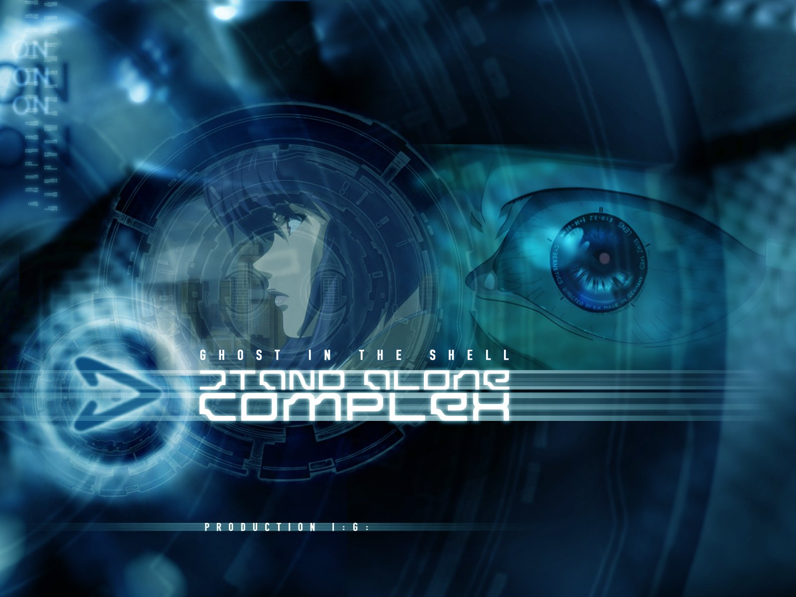 Ghost In The Shell Stand Alone Complex Wallpaper Posted By Samantha Thompson