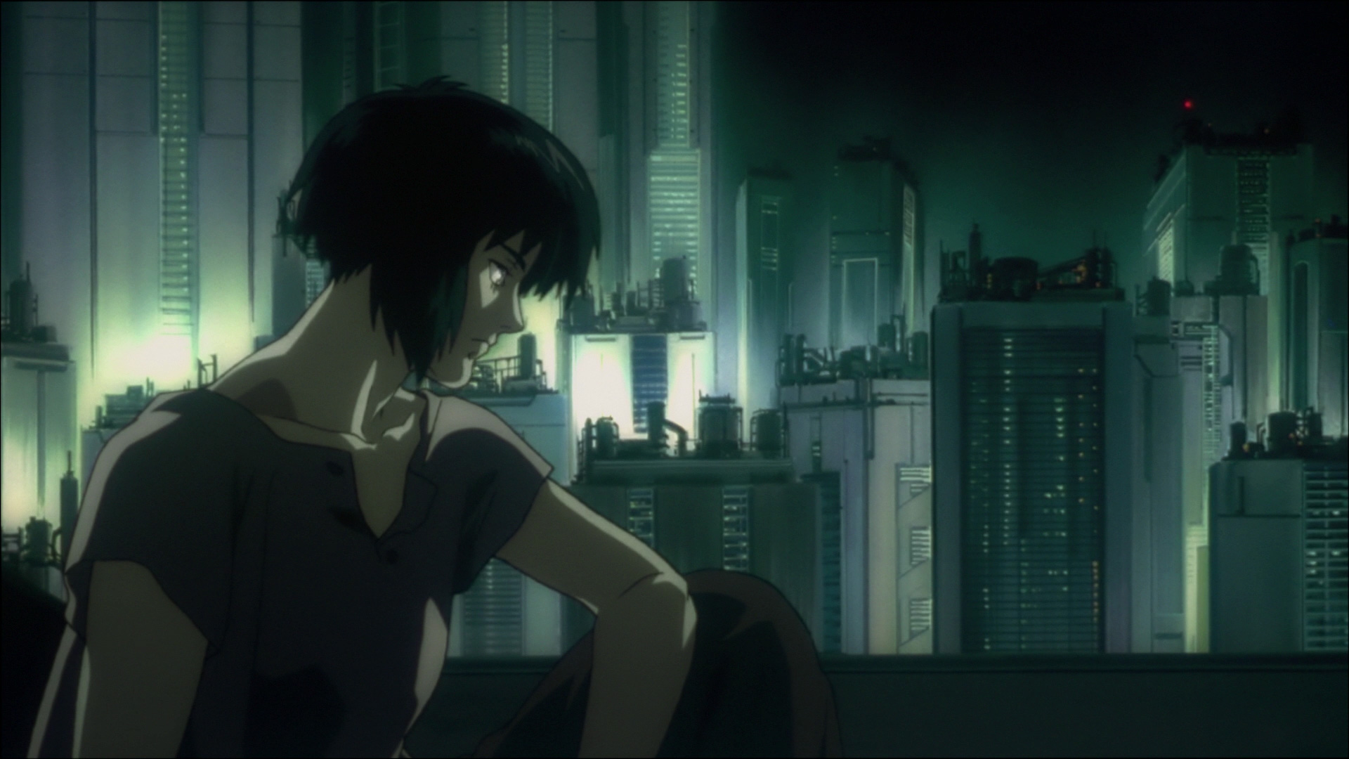 Ghost In The Shell Wallpaper Hd Posted By Christopher Peltier