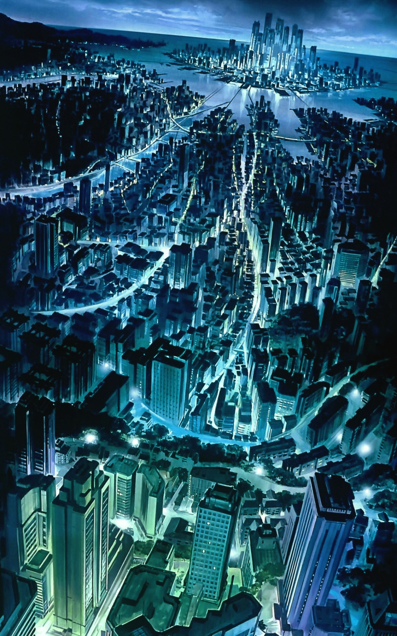 Ghost In The Shell Wallpaper Posted By John Simpson