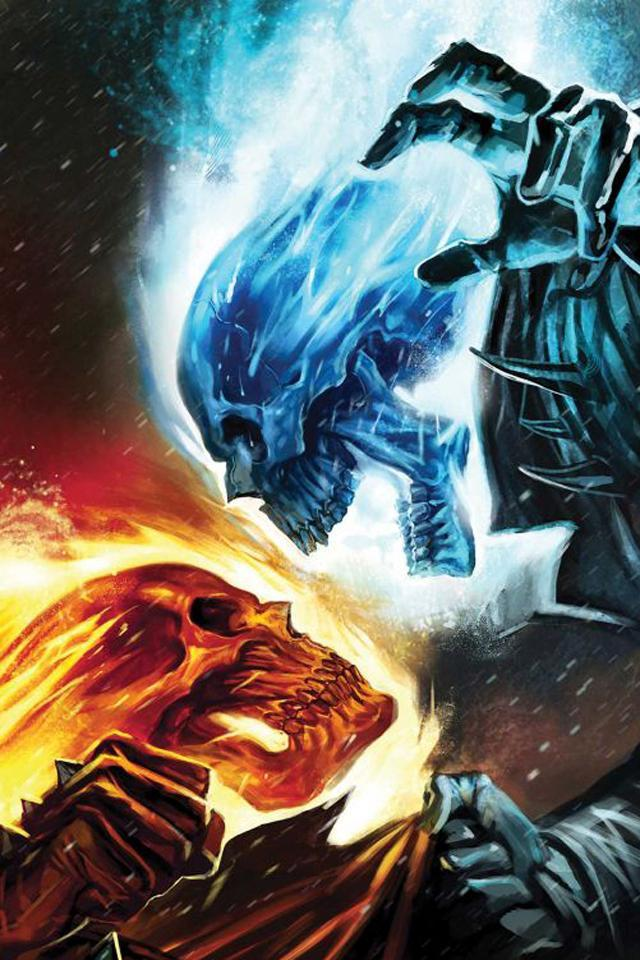 Ghost Rider 3d Wallpaper Posted By Sarah Thompson