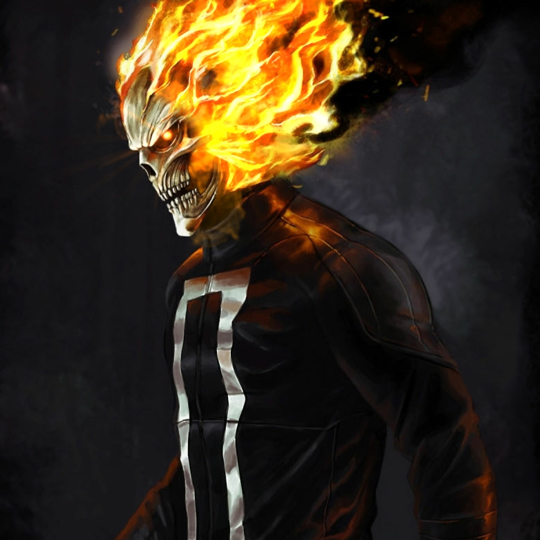 Ghost Rider Agents Of Shield Wallpaper Posted By Sarah Thompson