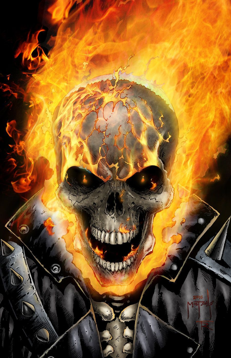 Get Ghost Rider Images Hd Gif