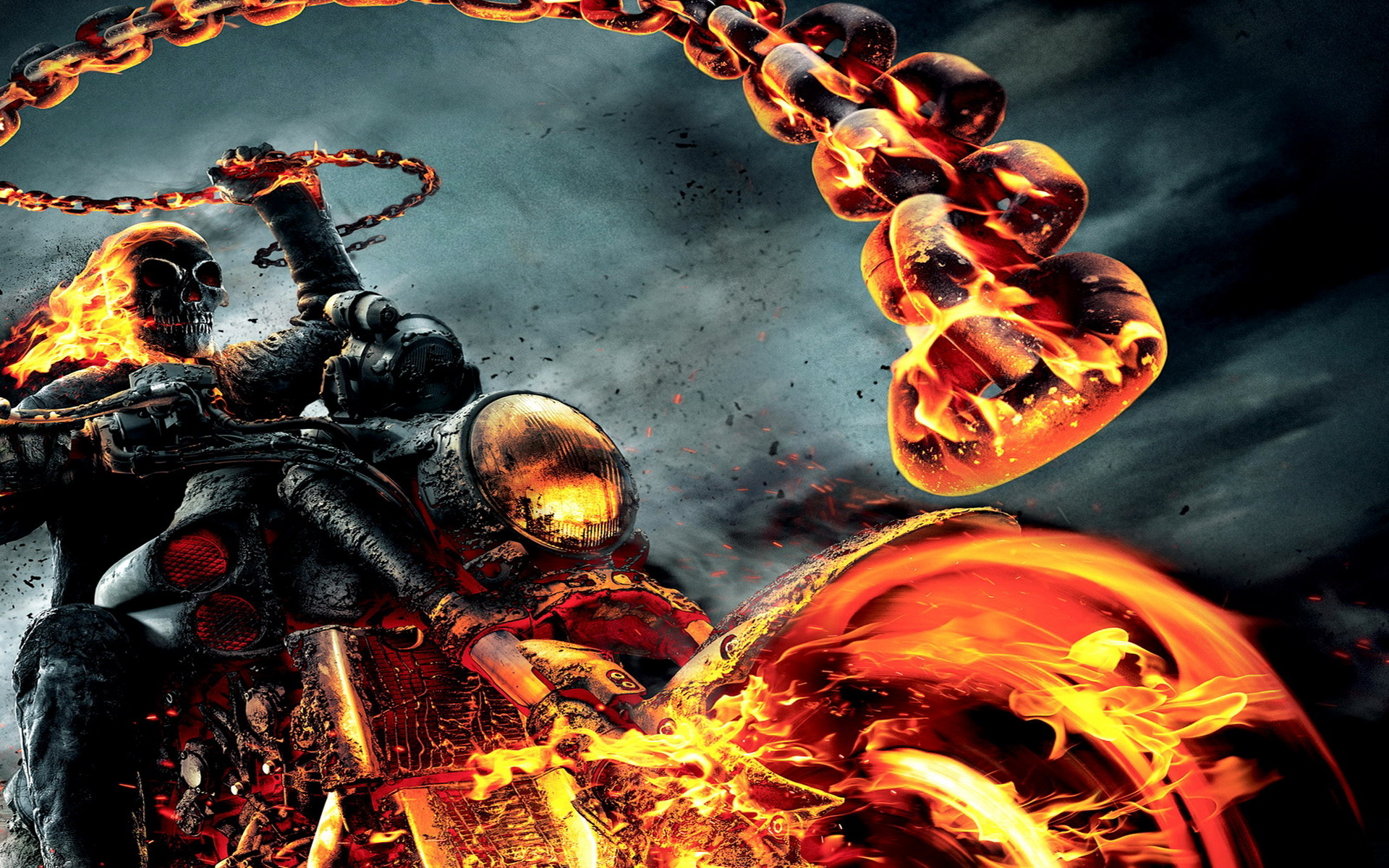 Ghost Rider Hd Wallpaper