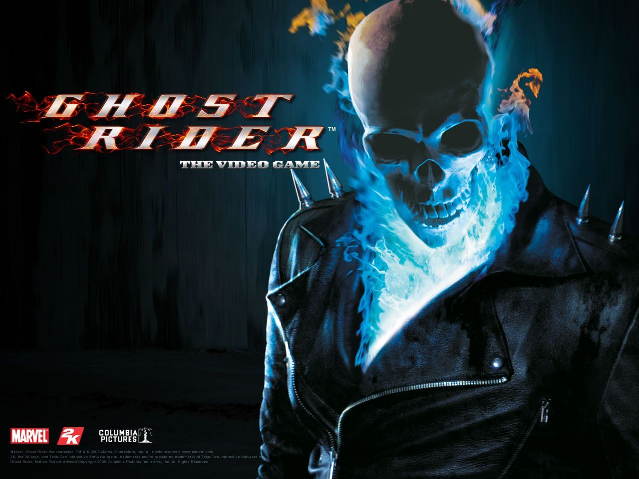 Ghost Rider Hd Wallpaper Posted By Sarah Anderson