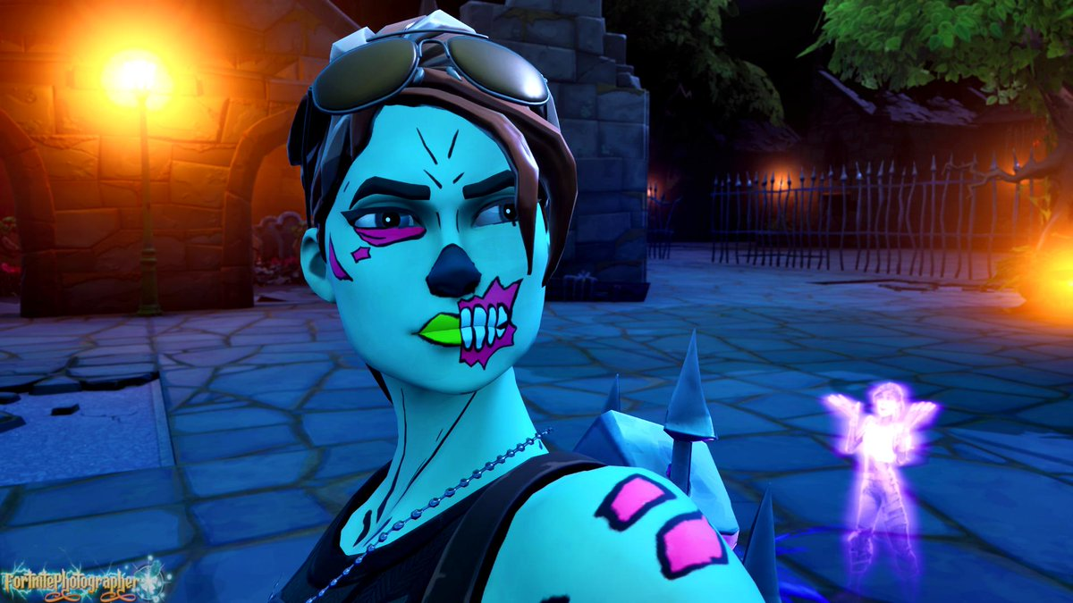 Ghoul Trooper Fortnite Wallpapers Posted By John Cunningham